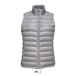 Sol's Wilson Bw women's sleeveless jacket