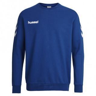 Sweatshirt Hummel core cotton sweatshirt