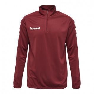 1/2 zip sweatshirt Hummel core