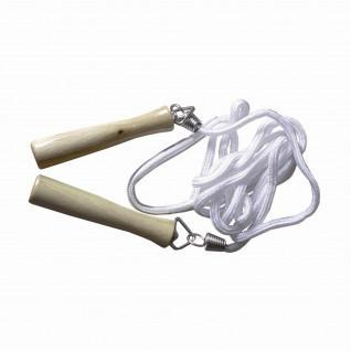 Skipping rope with wooden handles Sporti France