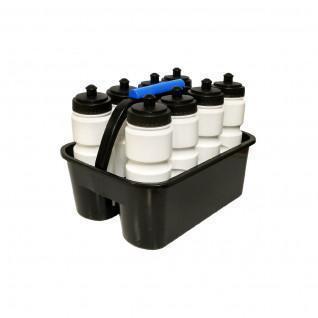 Small pro bottle holder + 8 bottles 75cl Sporti France