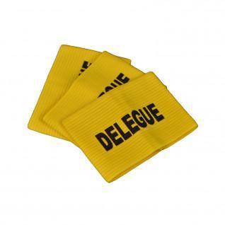 Set of 3 delegate armbands Sporti France