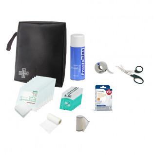 Care kit filled with 1st aid club