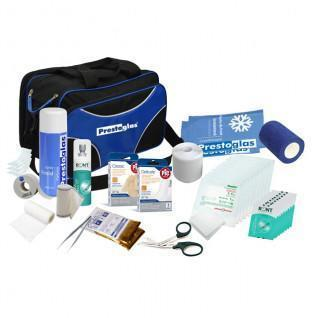 Filled club soother bag