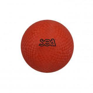 Rubber ball 22 cm Sporti France Multiball