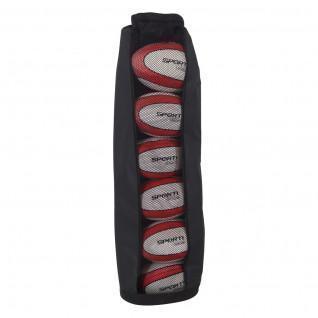 Rugby ball bag (6 balls) Sporti France