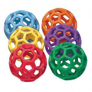 12 cm honeycomb ball, assorted colours Sporti France