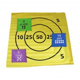 Target discovery kit + 10 numbered bags Sporti France