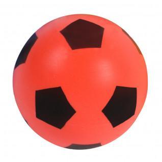 Two-coloured foam ball 20 cm Sporti France