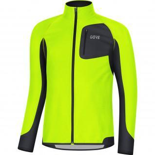Long sleeve jersey Gore R3 Partial Windstopper