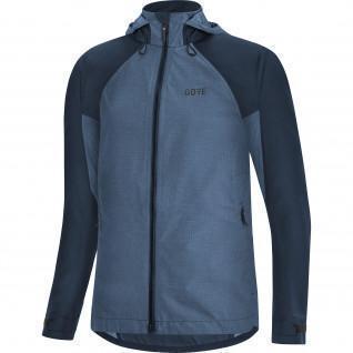 Hooded jacket woman Gore C5 GTX Trail