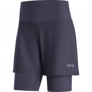 Women's shorts Gore R5 2in1