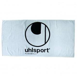 Uhlsport towel white / black