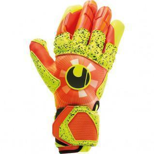 Goalkeeper gloves Uhlsport Dynamic Impulse Supergrip Reflex