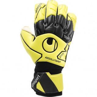 Goalkeeper gloves Uhlsport Absolutgrip Flex Frame Carbon