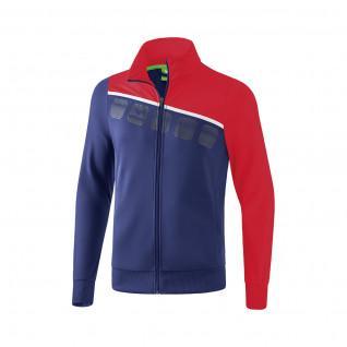 Jacket junior polyester Erima 5-C