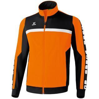 polyester jacket Erima 5-CUBES