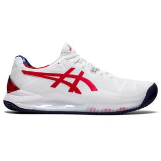 Shoes Asics Gel-Resolution 8 Clay L.e.