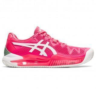 Women's shoes Asics Gel-Resolution 8 Clay