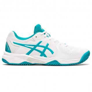Asics Gel-Resolution 8 Clay GS Children's Shoes