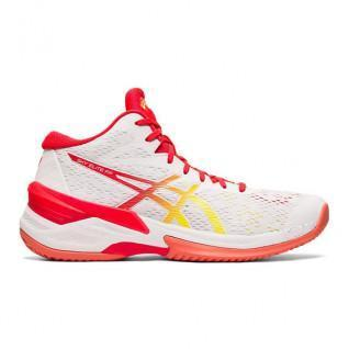 Asics shoes women rising sky elite ff