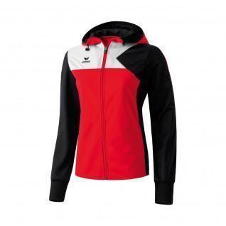 Track Jacket with Hooded Erima Premium One