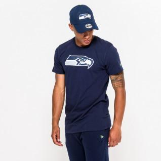 New Era logo Seattle Seahawks T-shirt