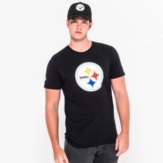 T-shirt New Era à logo Steelers de Pittsburgh