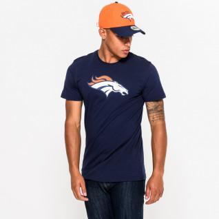 New Era T-shirt Denver Broncos logo