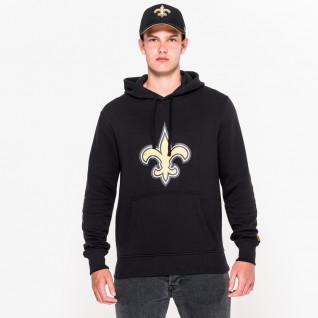 New Era Hoody with New Orleans Saints Team Logo