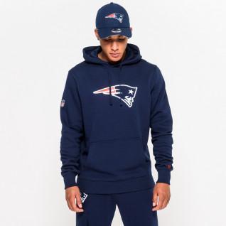 Sweat   capuche New Era  avec logo de l'équipe New England Patriots