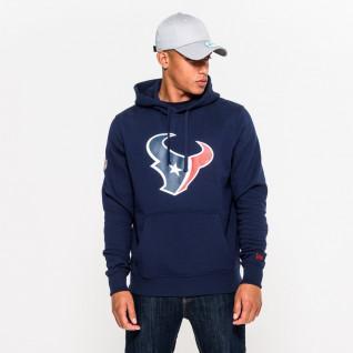 Sweat   capuche New Era  avec logo de l'équipe Houston Texans