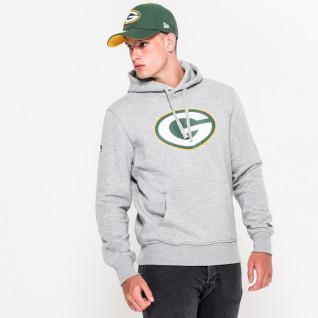 New Era Hoody with Green Bay Packers Team Logo
