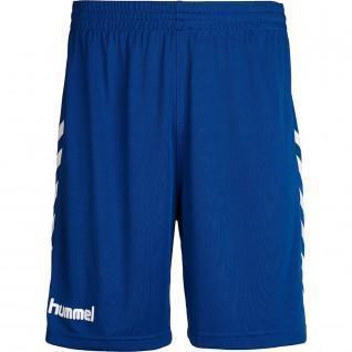 Junior Hummel core poly shorts