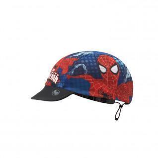 Cap Buff spiderman chasing