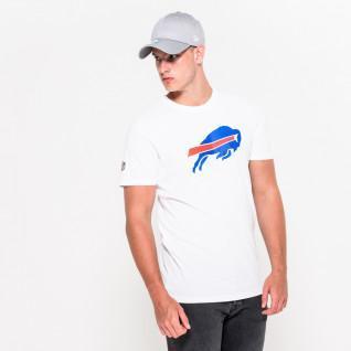 New EraT - s h i r t   blanc logo Buffalo Bills