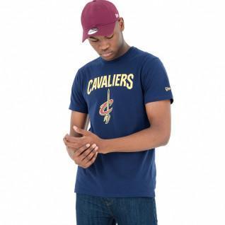 New EraT - s h i r t   Logo Cleveland Cavaliers