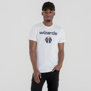 New Era T-shirt Washington Wizards logo
