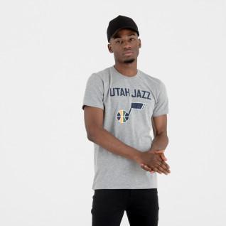New Era T-shirt Utah Jazz logo