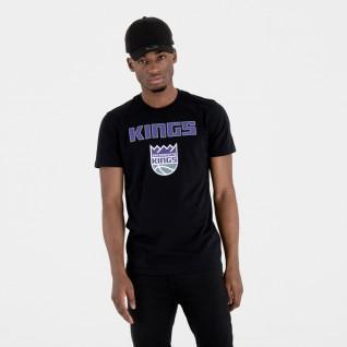 Logo T-shirt Sacramento Kings