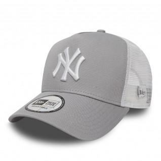 Cap New Era clean trucker New York Yankees