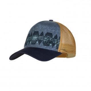 Cap Buff trucker tzom stone blue