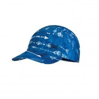 Children's cap Buff archery blue