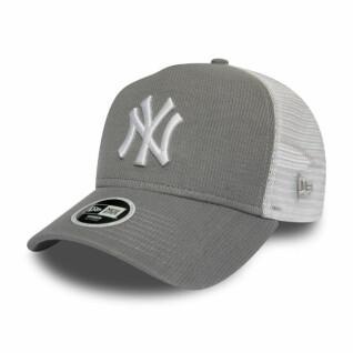 Cap woman New Era Ribbed Trucker New York Yankees