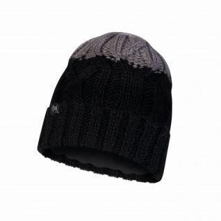 Buff Ganbat junior knitted and fleece hat