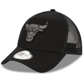 New Era Bulls A Frame Trucker Cap