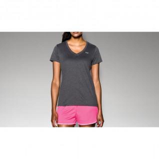 V neck T-shirt female Under Armour Tech ™