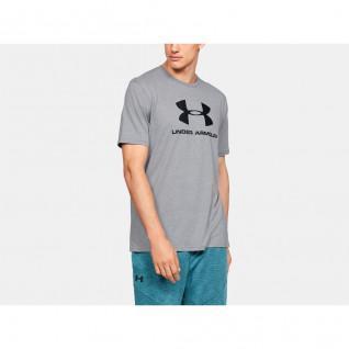 Shirt Under Armour logo sportstyle