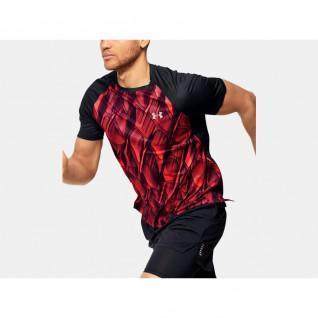Under Armour Qualifier Iso-Chill Printed Run T-shirt