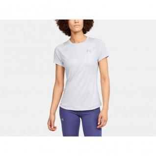 Women's Under Armour Qualifier Iso-Chill Embossed T-shirt
